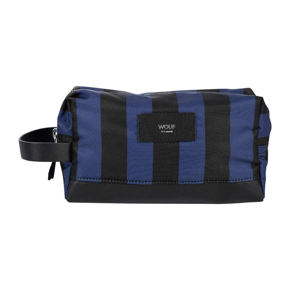Wouf - Azzurro Printed Travel Case