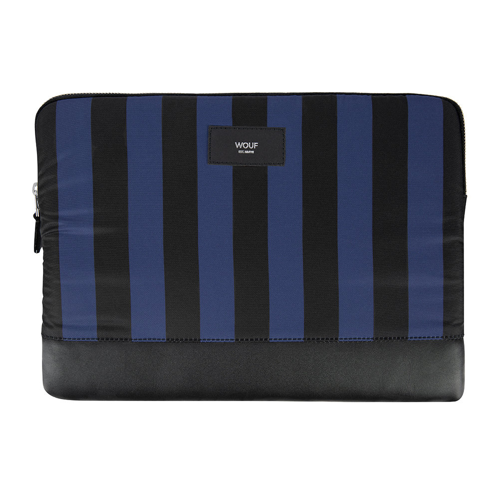 Wouf - Azzurro Printed Laptop Case