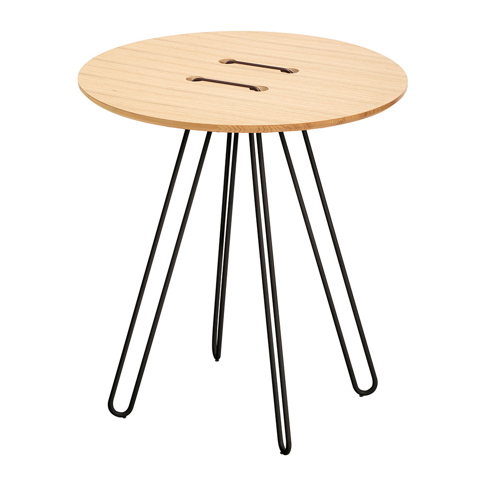 Horm & Casamania - Twine Table - Solid Oak