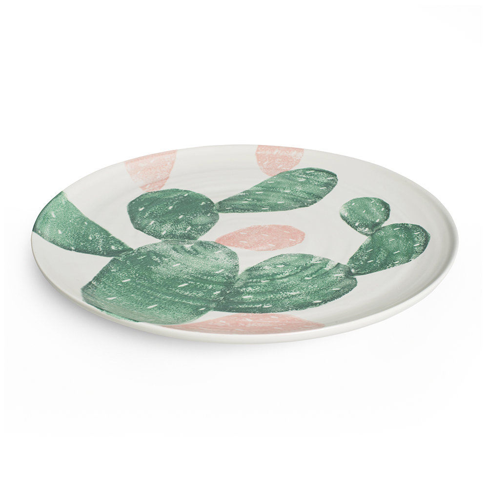 Bliss Home - Fabbro Prickly Pear Platter