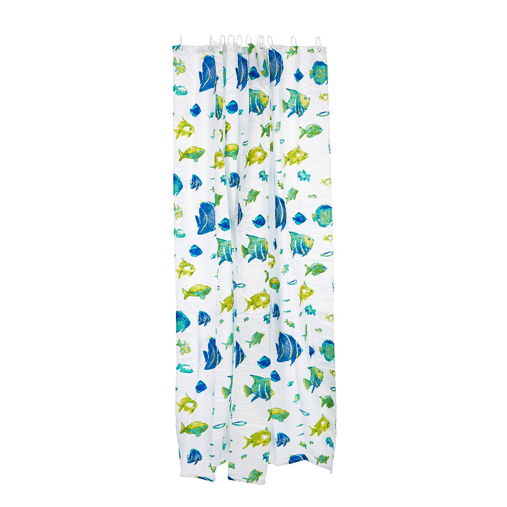 Marinette Saint Tropez - Bahamas Shower Curtain - 180 x 200cm