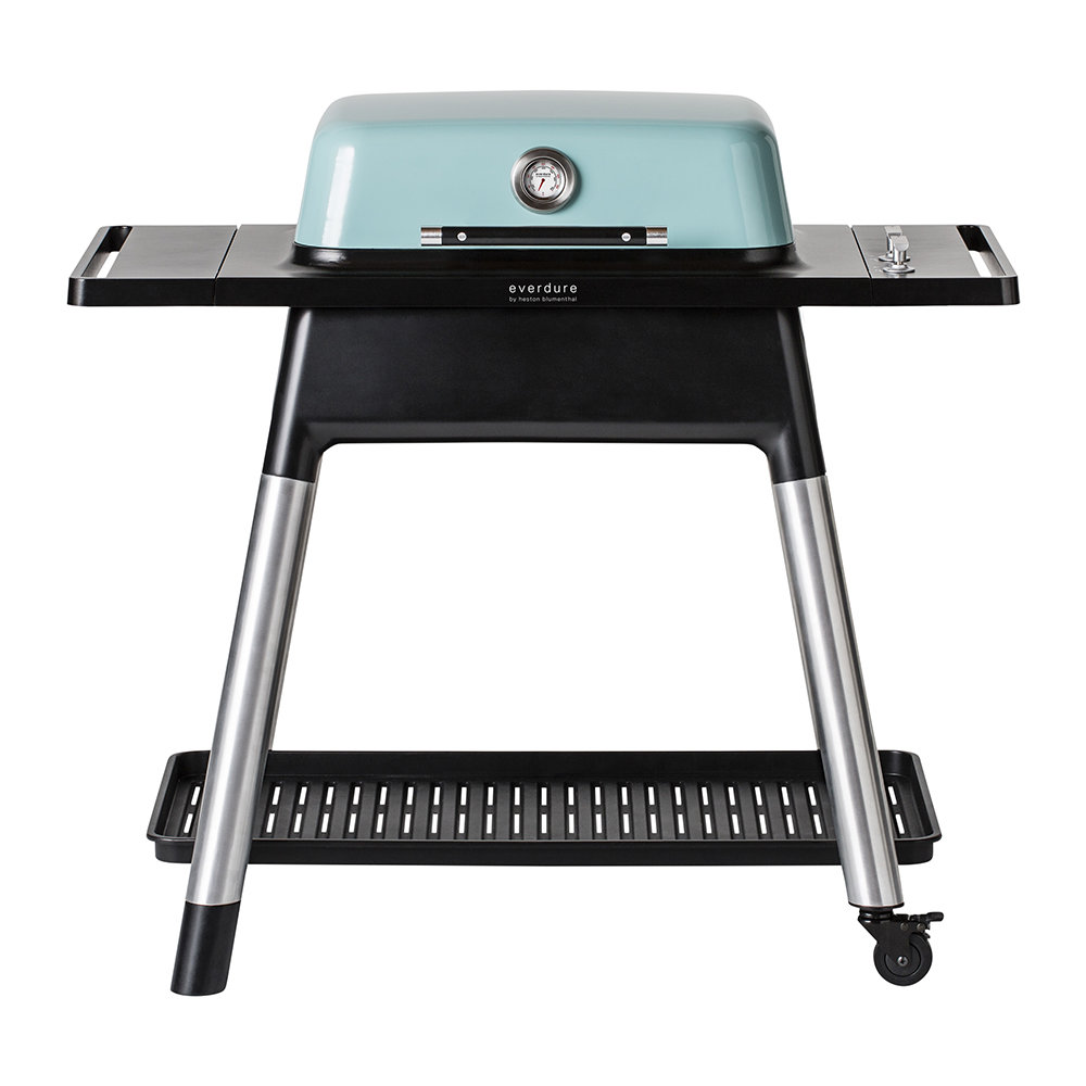 Everdure by Heston Blumenthal - Force Gas BBQ with Stand - Mint