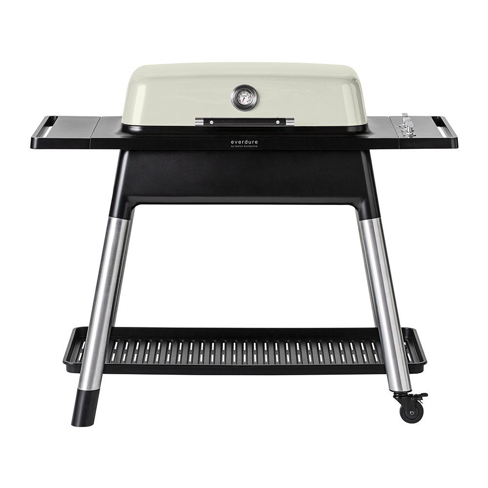 Everdure by Heston Blumenthal - Furnace Gas BBQ with Stand - Stone