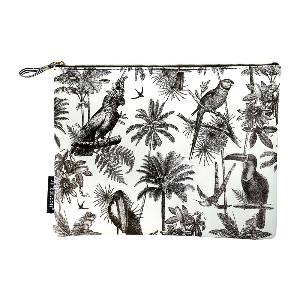 Alice Scott - Birds Multi-Use Pouch