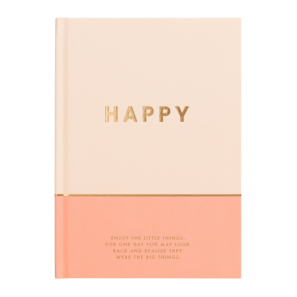 Kikki.K - Inspiration Journal - Happiness