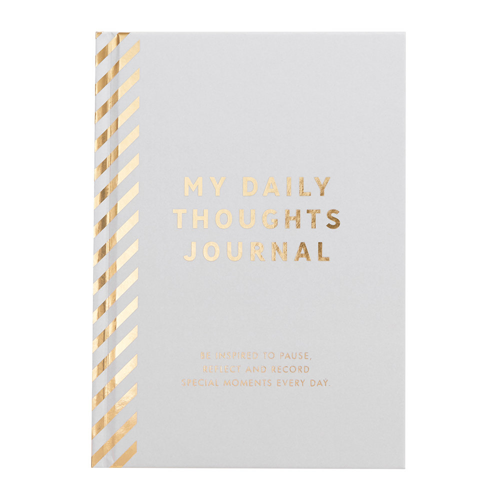 Kikki.K - Inspiration Journal - My Daily Thoughts
