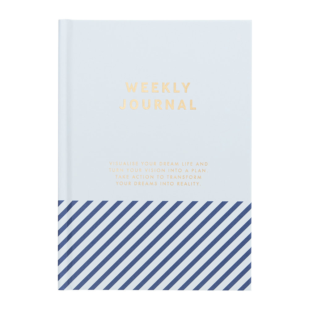Kikki.K - Inspiration Weekly Journal