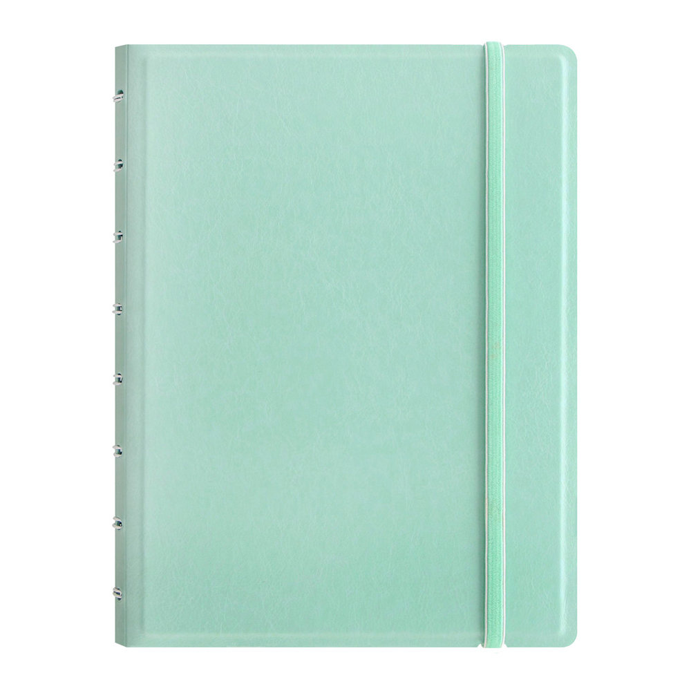 Filofax - A5 Classic Pastels Notebook - Duck Egg