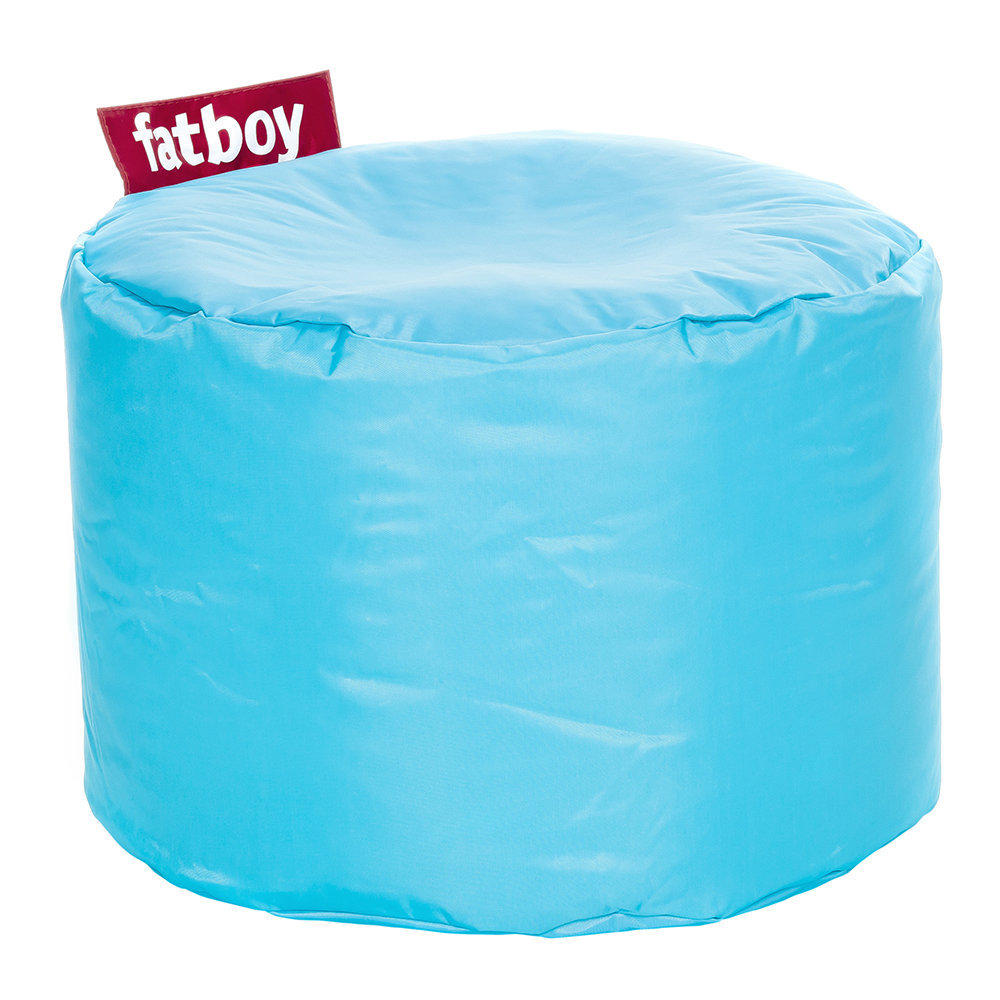 buy fatboy point pouf turquoise amara. Black Bedroom Furniture Sets. Home Design Ideas