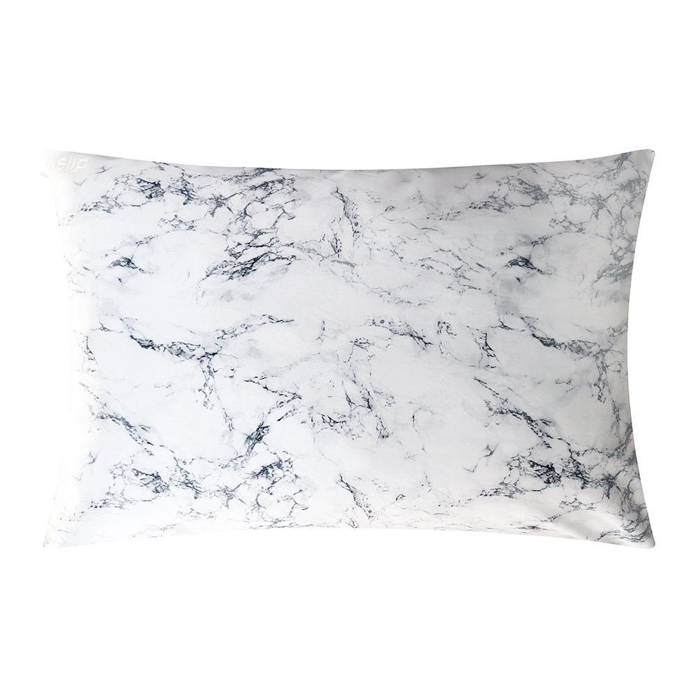 Slip - Limited Edition Pure Silk Pillowcase - Marble