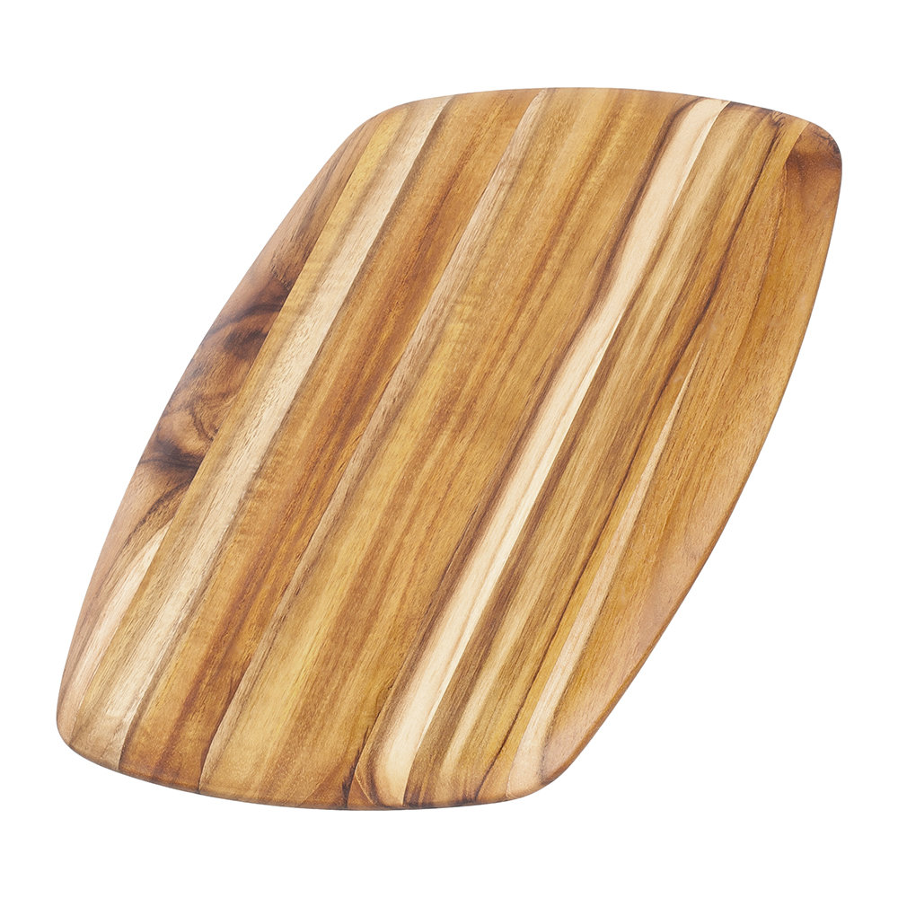 TeakHaus - Rectangle Round Edge Board - Small