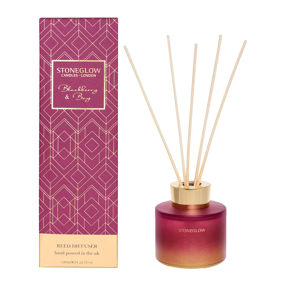 Stoneglow - Blackberry  Bay Reed Diffuser