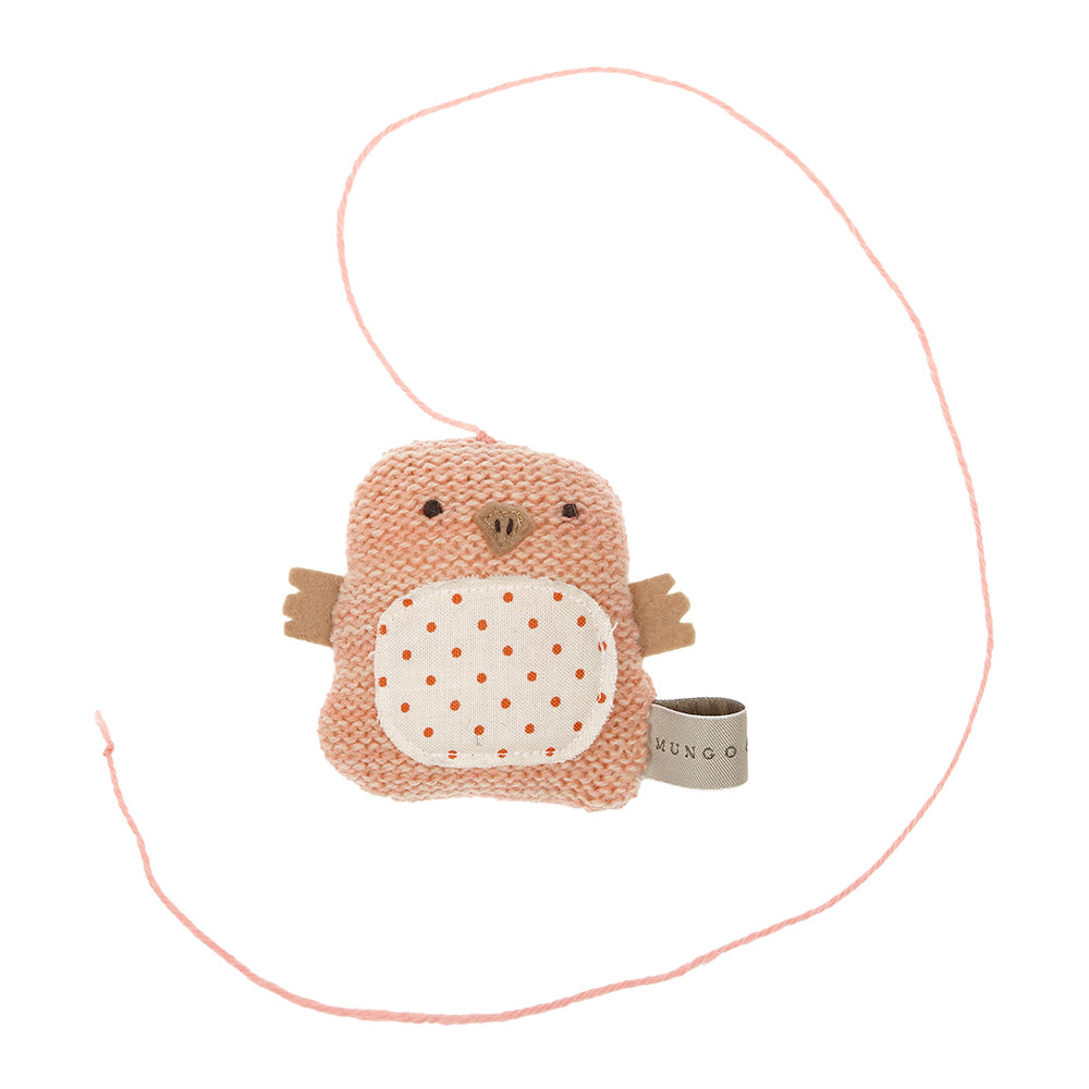Mungo & Maud - Knitted Robin Cat Toy