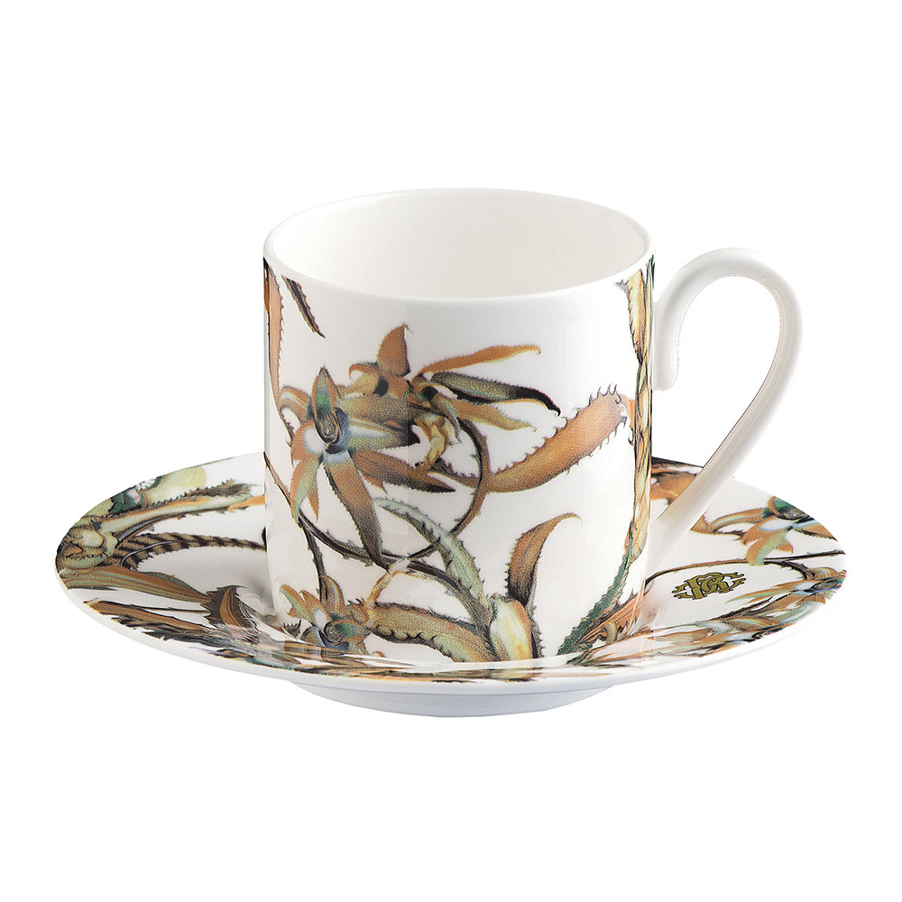 Mug With Bread Plate Japanese Luxury Coffee Cups And Saucers