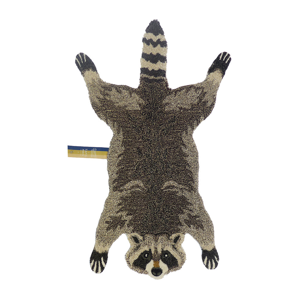 Doing Goods - Rocky Racoon Rug - Small