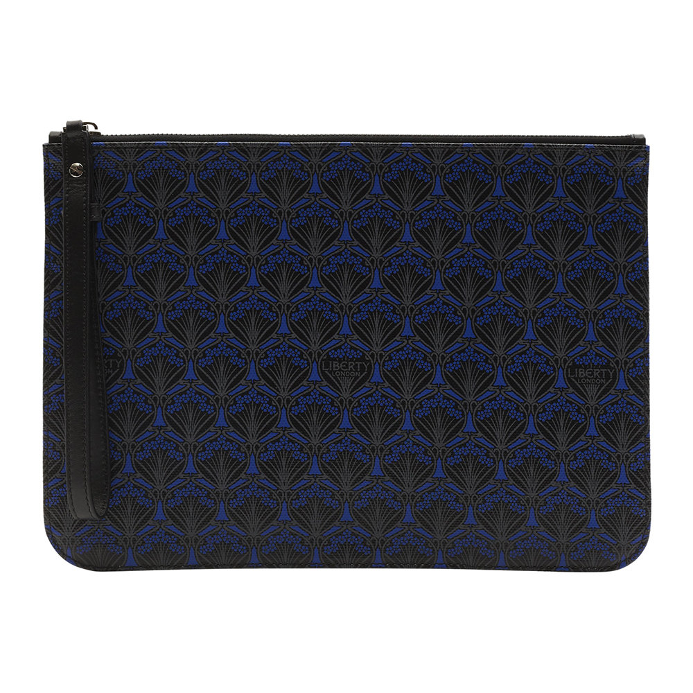 Liberty London - Iphis Pouch 30 - Dark Blue