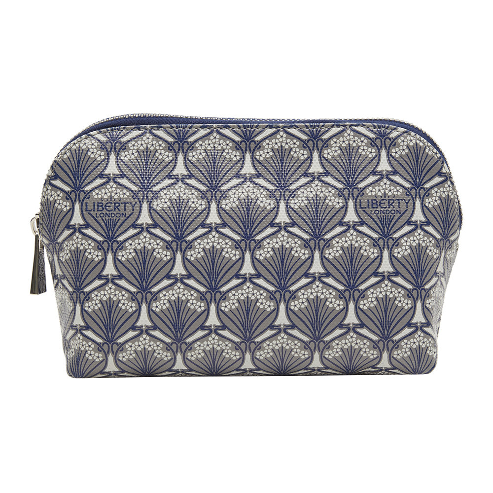 Liberty London - Iphis Make-Up Bag - Grey