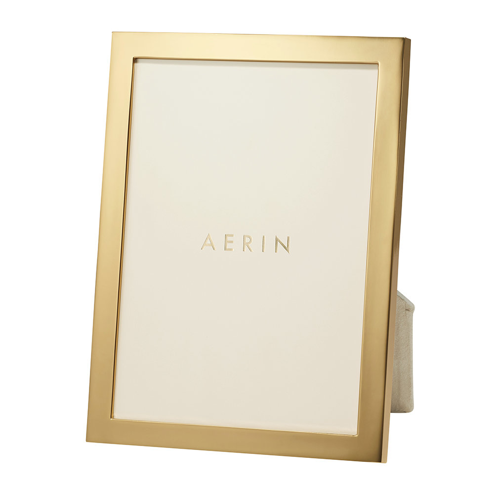 AERIN - Martin Photo Frame - Gold - 5x7""