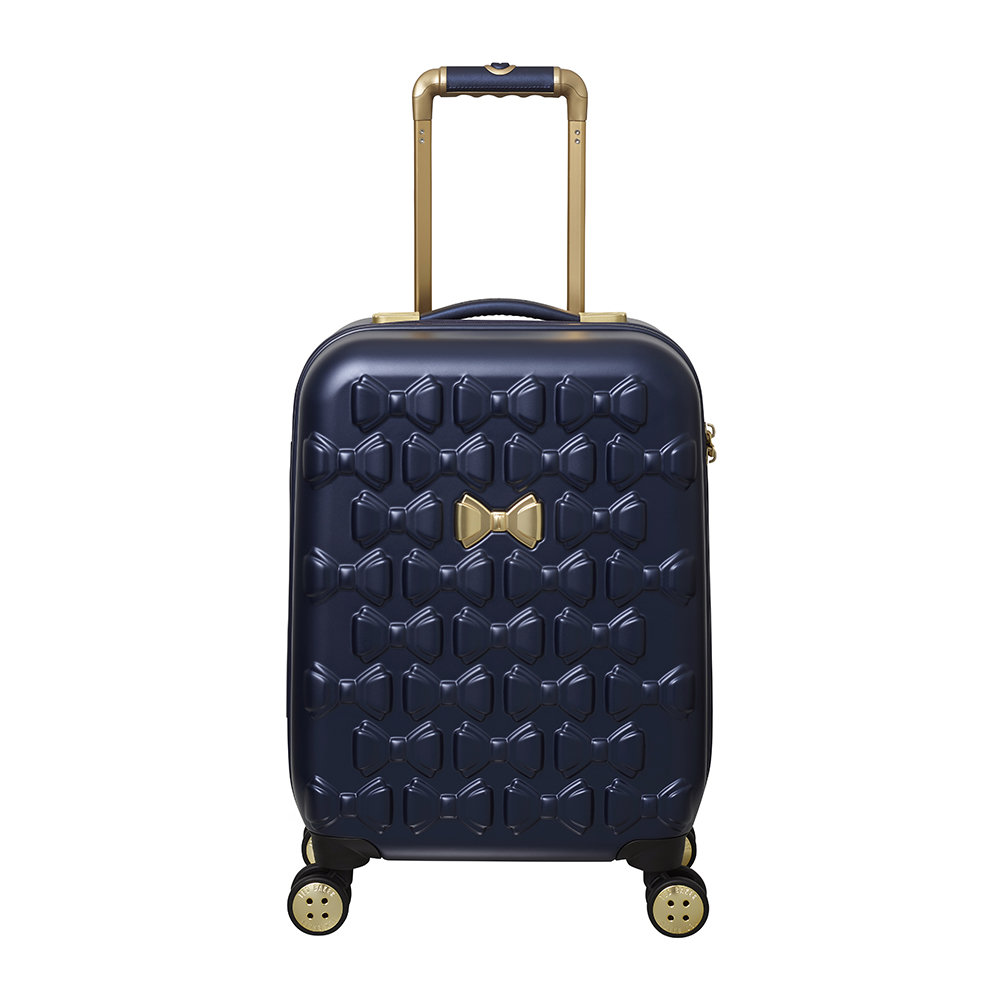 Ted Baker - Beau Suitcase - Navy - Small