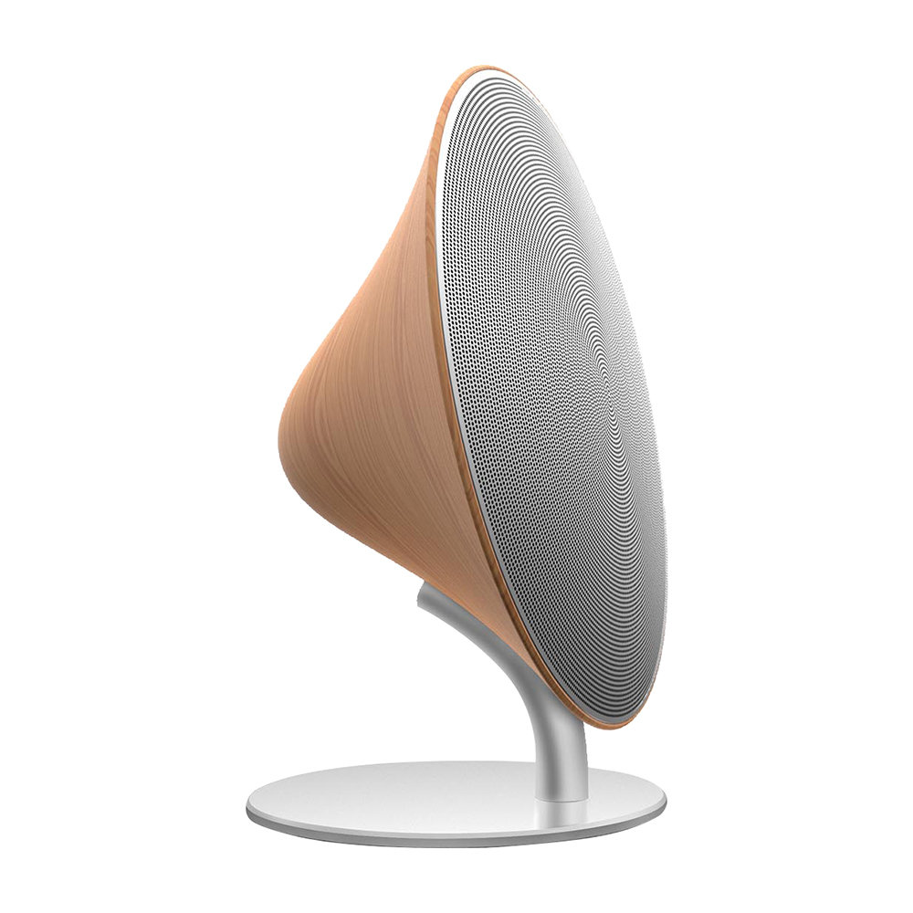 Gingko - Halo One Bluetooth Speaker - Beech