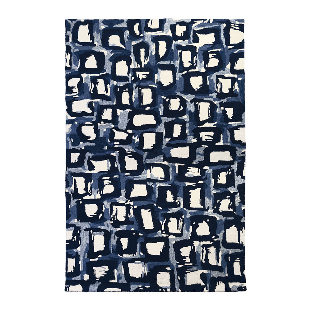 William Yeoward - Astia Rug - Indigo - 200x300cm