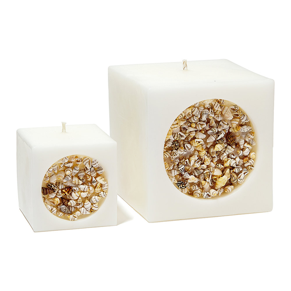 Lava Moments - Seaful Small Cube Candle - Small