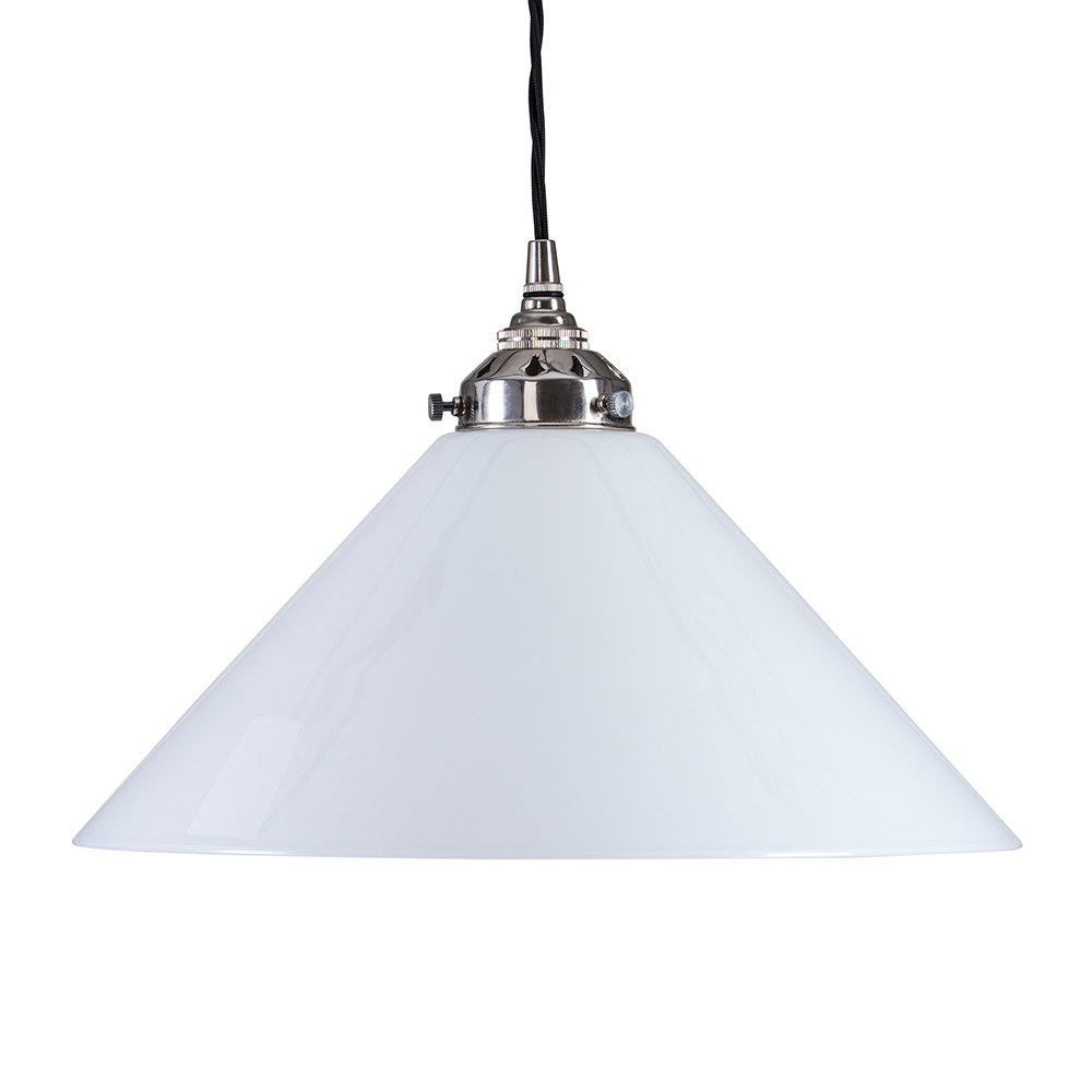 Old School Electric - Coolie Pendant Ceiling Light - Large
