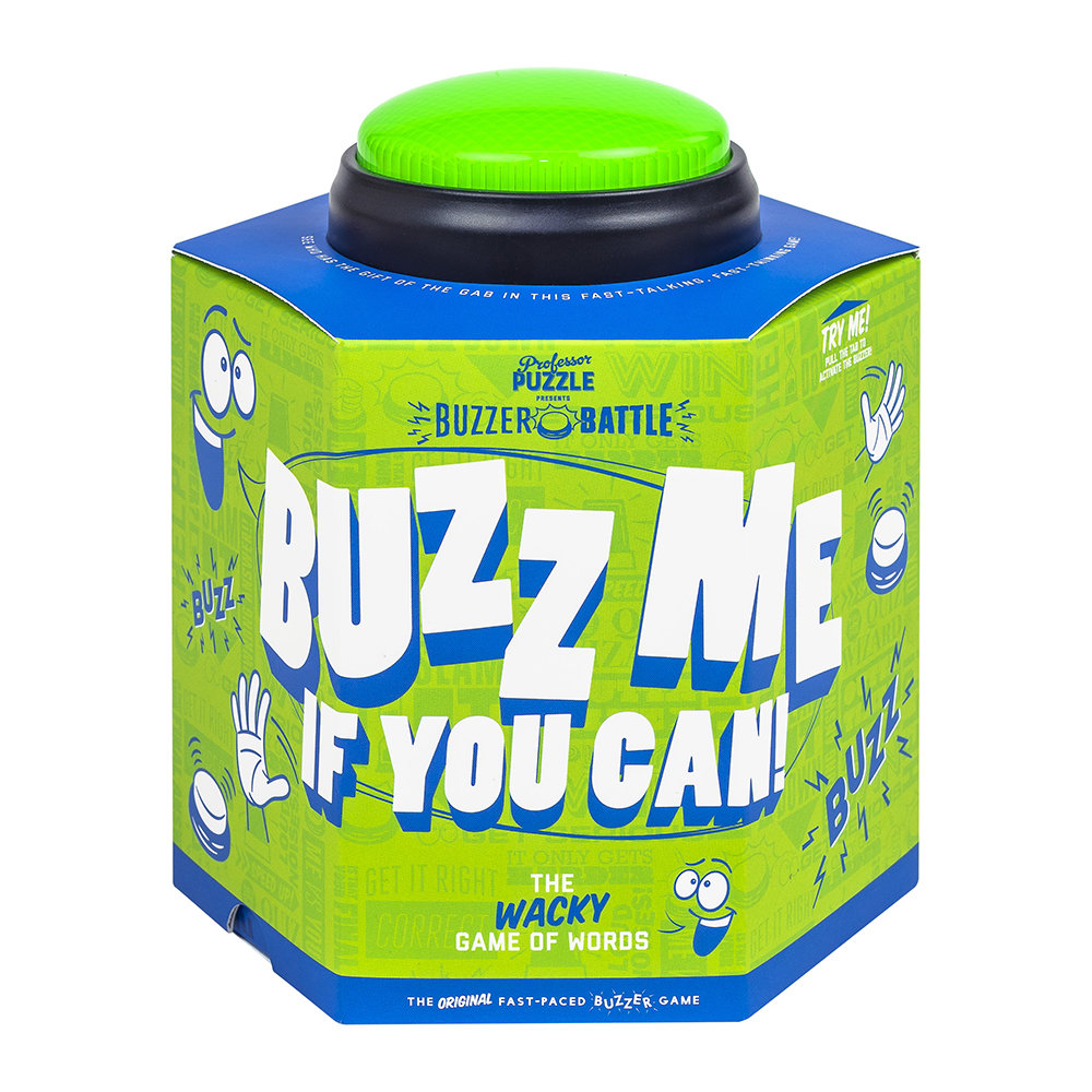 Professor Puzzle - Buzz Me If You Can Game