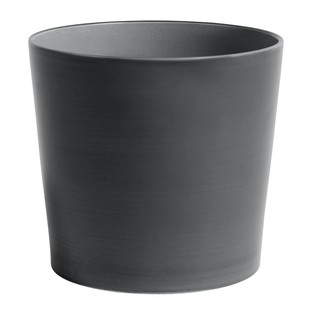 HAY - Botanical Family Pot - Anthracite - Extra Large