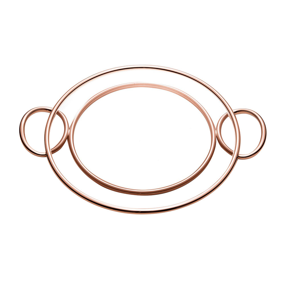 Zanetto - Binario Round Tray
