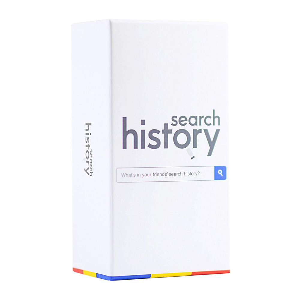 VR Distribution - Search History Party Game