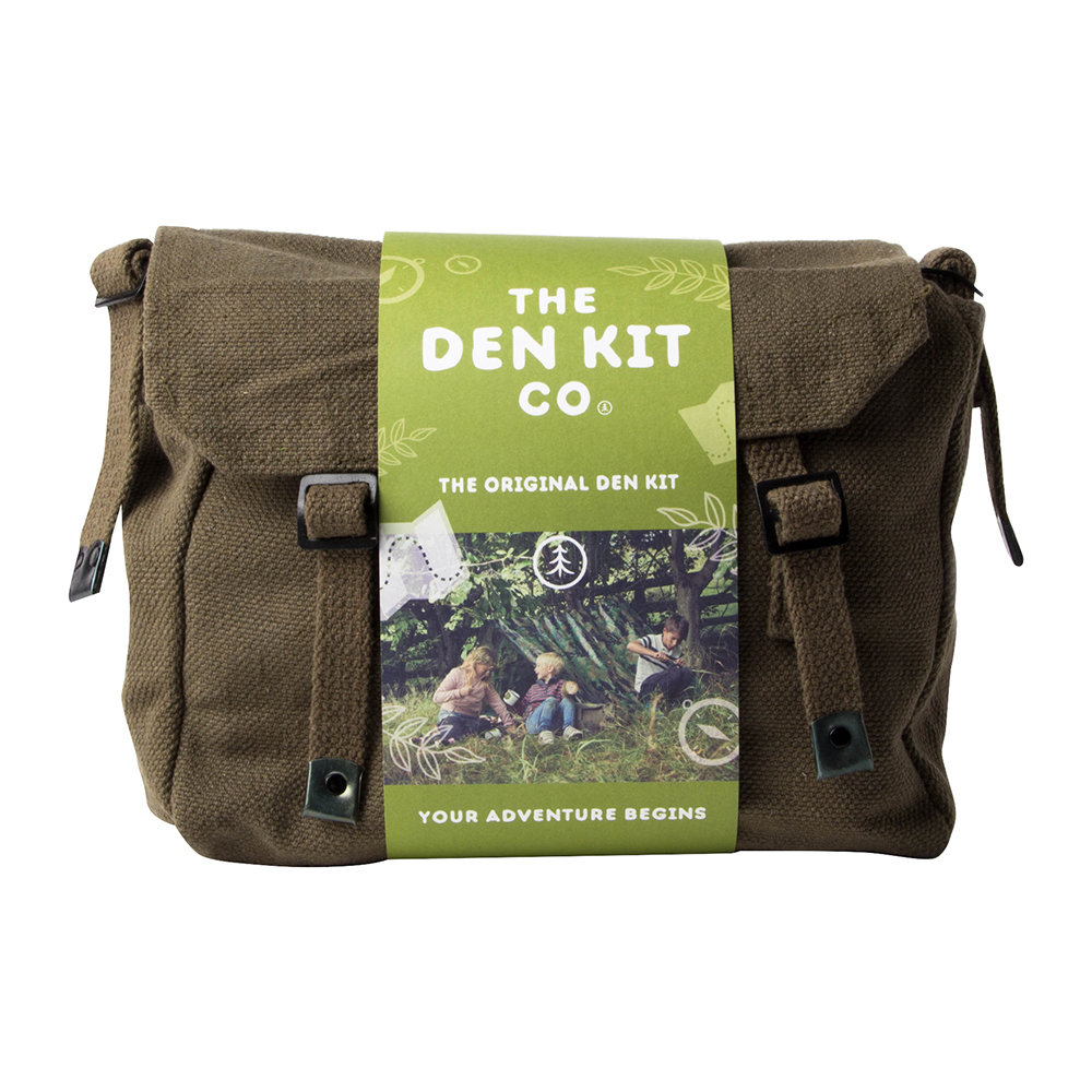 The Den Kit Co - Children's Make Your Own Den Kit - Original