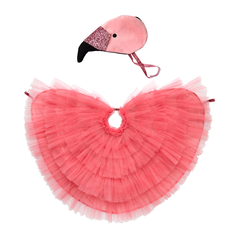 Meri Meri - Children's Dress Up - Flamingo