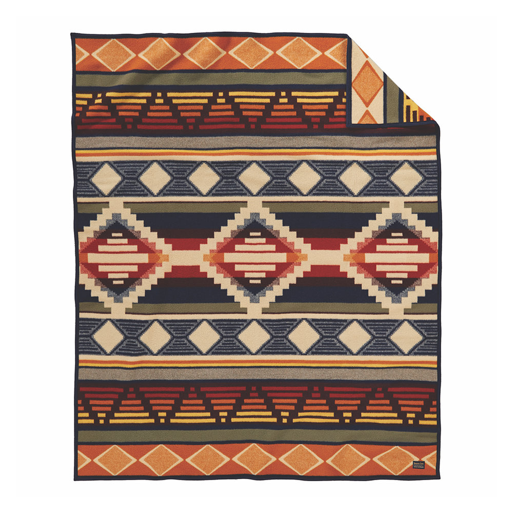 Pendleton - Blanket Robe - Cedar Mountain