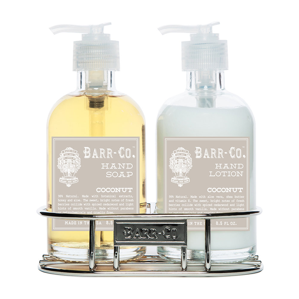 Barr-Co - Hand and Body Duo - Coconut