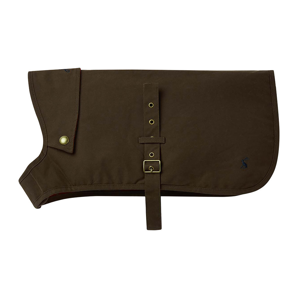 Joules - Wax Dog Coat - Brown - Extra Large