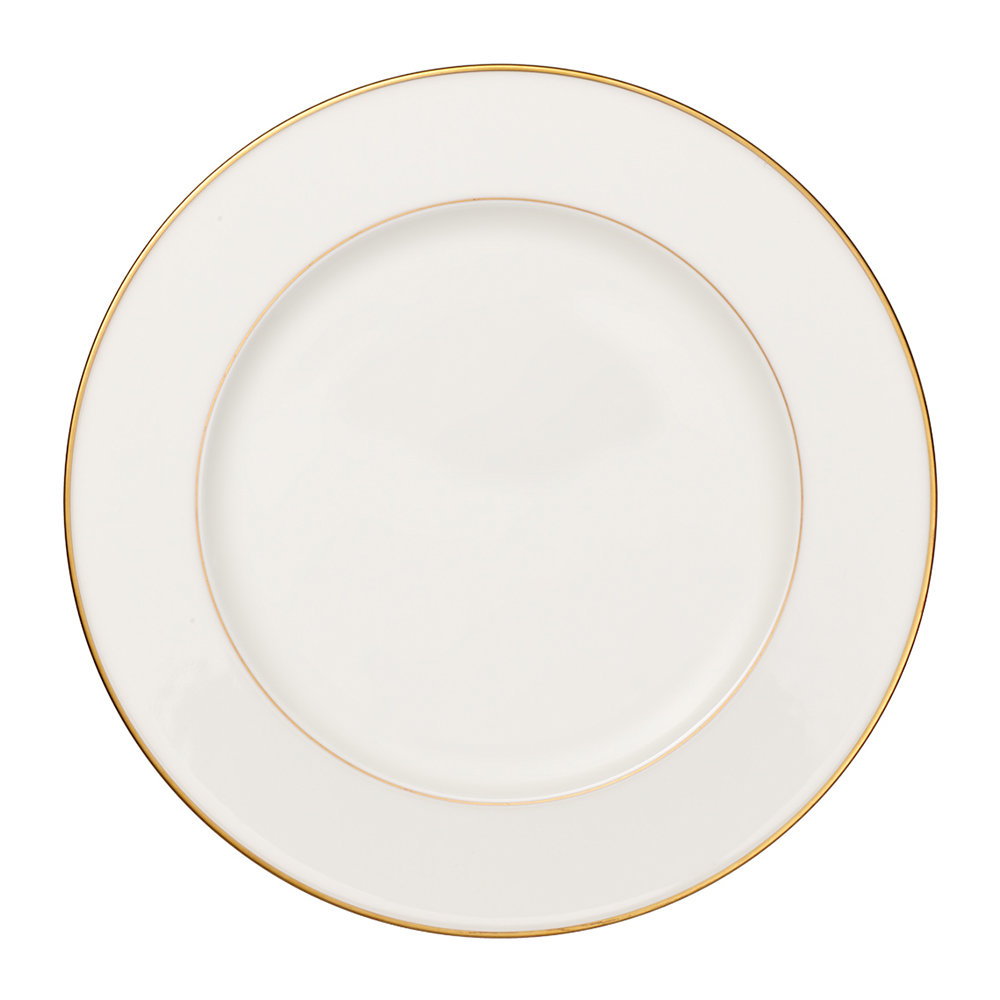 Villeroy & Boch - Plateau rond Anmut Gold