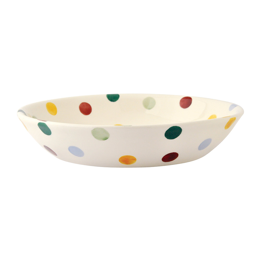 Emma Bridgewater - Polka Dot Bowl - Small Pasta Bowl