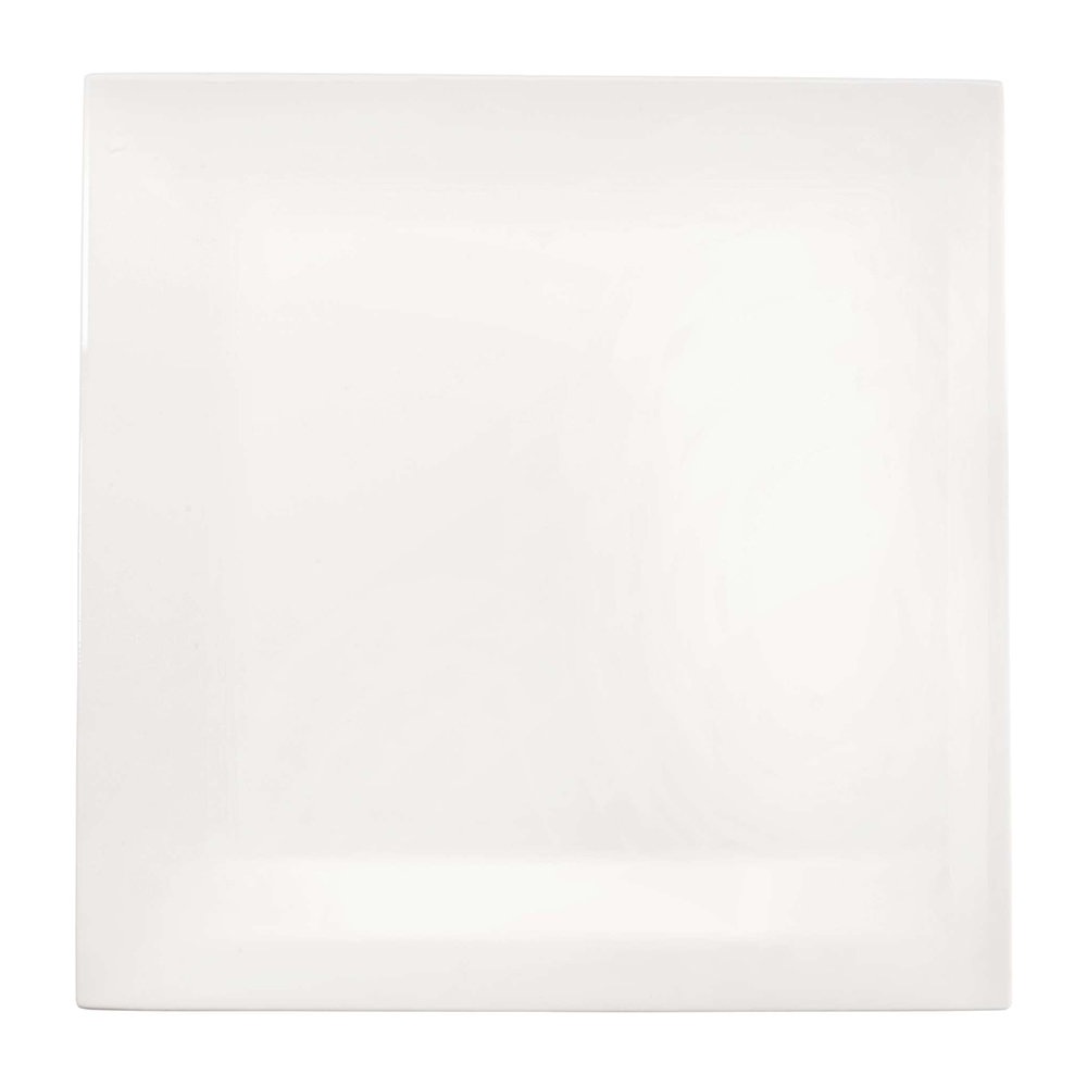 ASA Selection - Table Square Plate - White - Dinner Plate