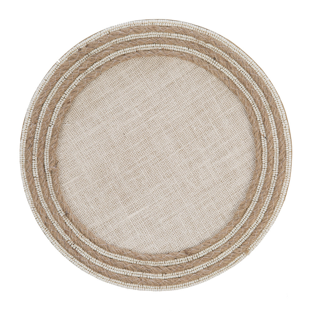 A by AMARA - Jute Placemat - Set of 2