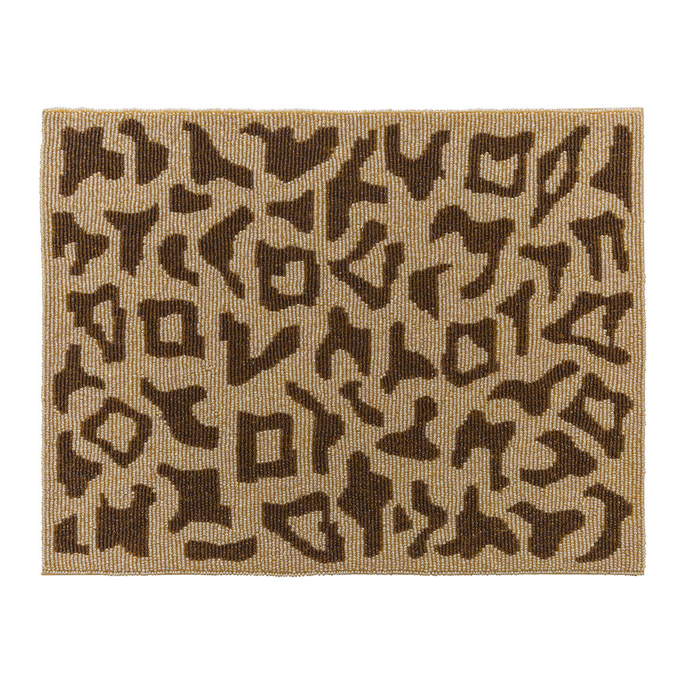 A by AMARA - Leopard Placemat - Set of 2