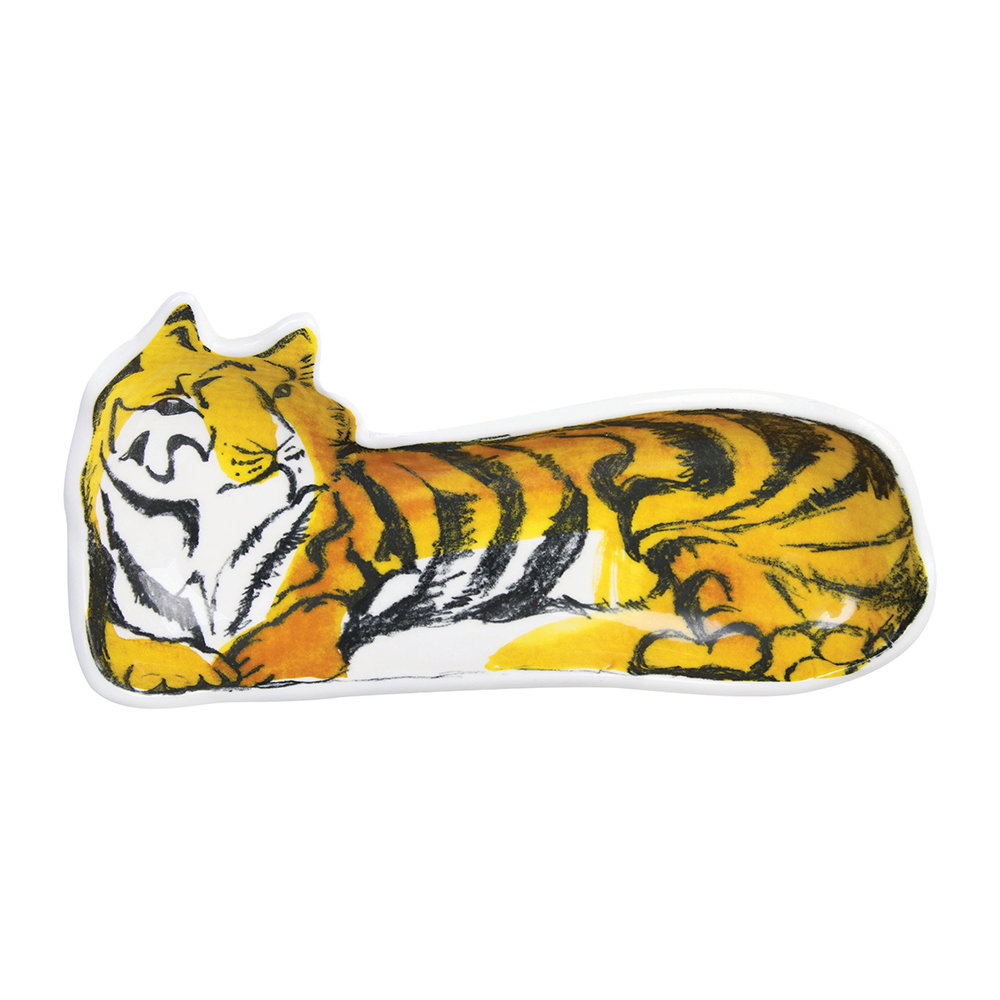 &Klevering - Anouk Tiger Plate - Lying
