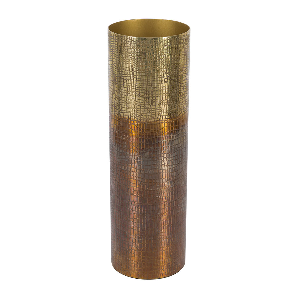Image of A by AMARAarwood Vase - Brass