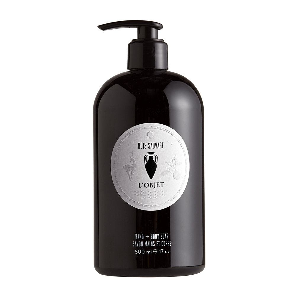 L'Objet - Apothecary Hand and Body Wash - Bois Sauvage