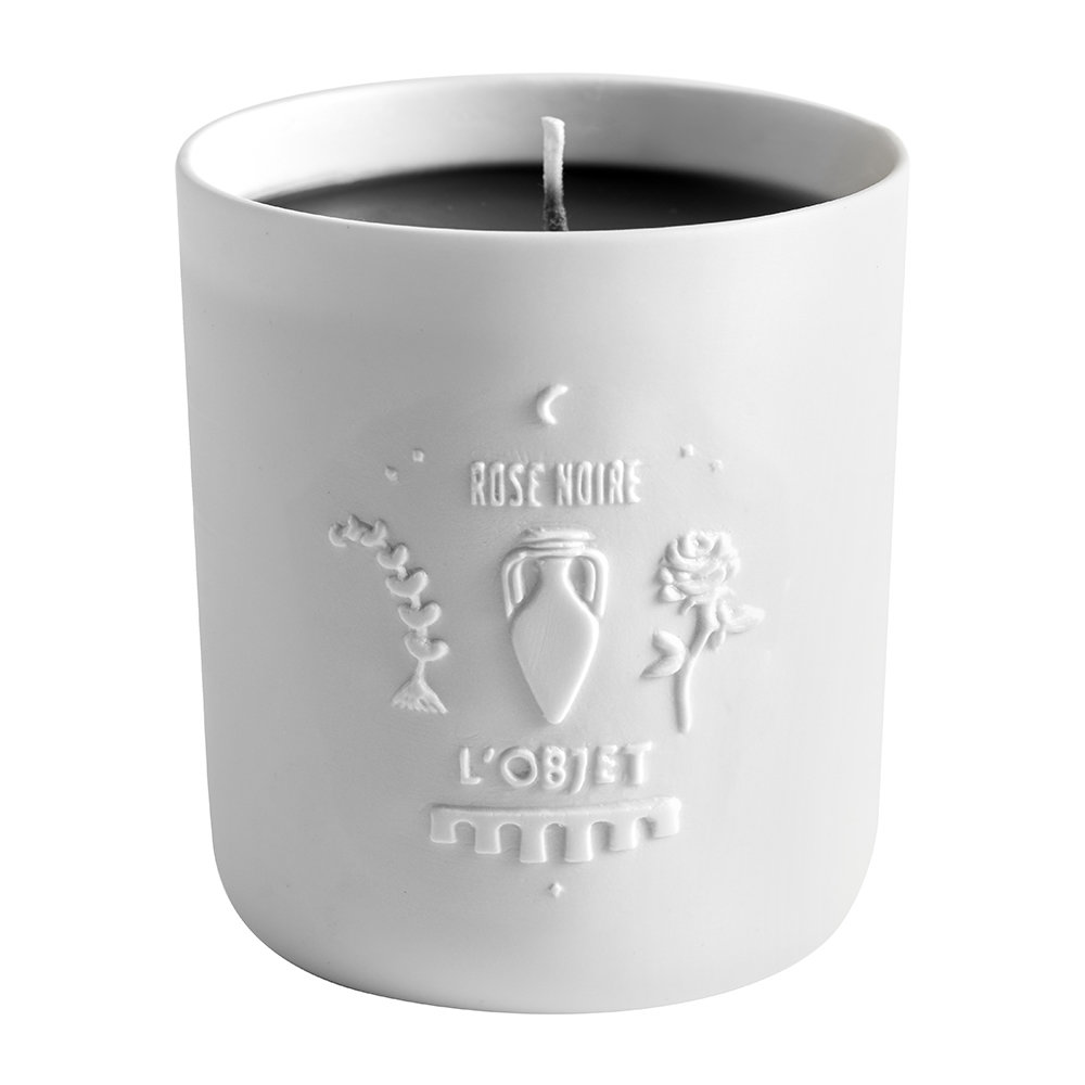 L'Objet - Apothecary Scented Candle - Rose Noire