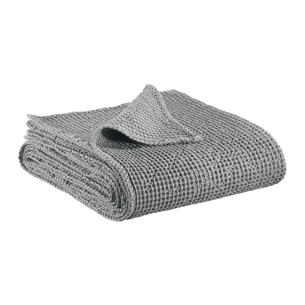 Vivaraise - Maia Stonewashed Throw - Ecume