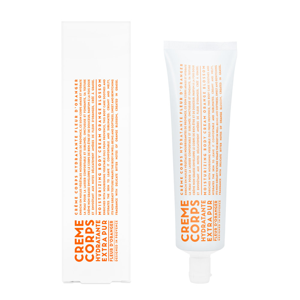 Compagnie de Provence - Body Cream - 100ml - Orange Blossom