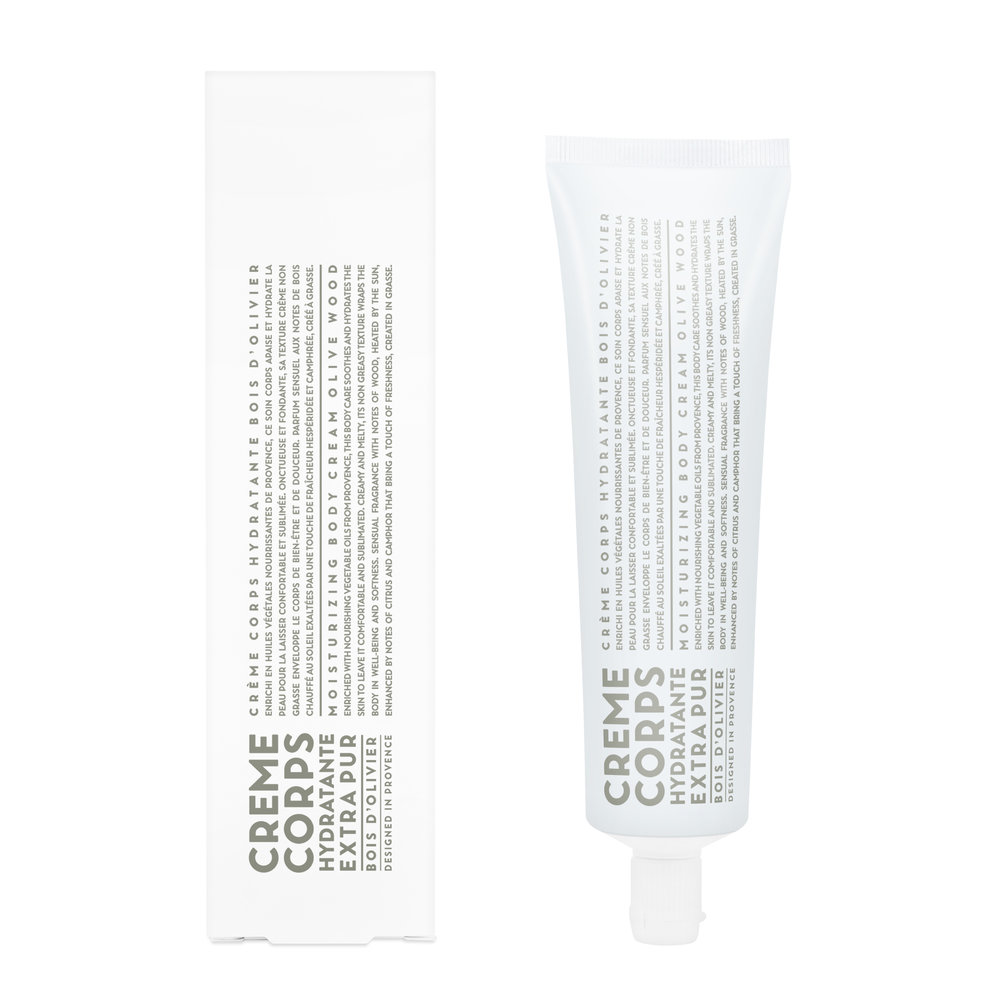 Compagnie de Provence - Body Cream - 100ml - Olive Wood