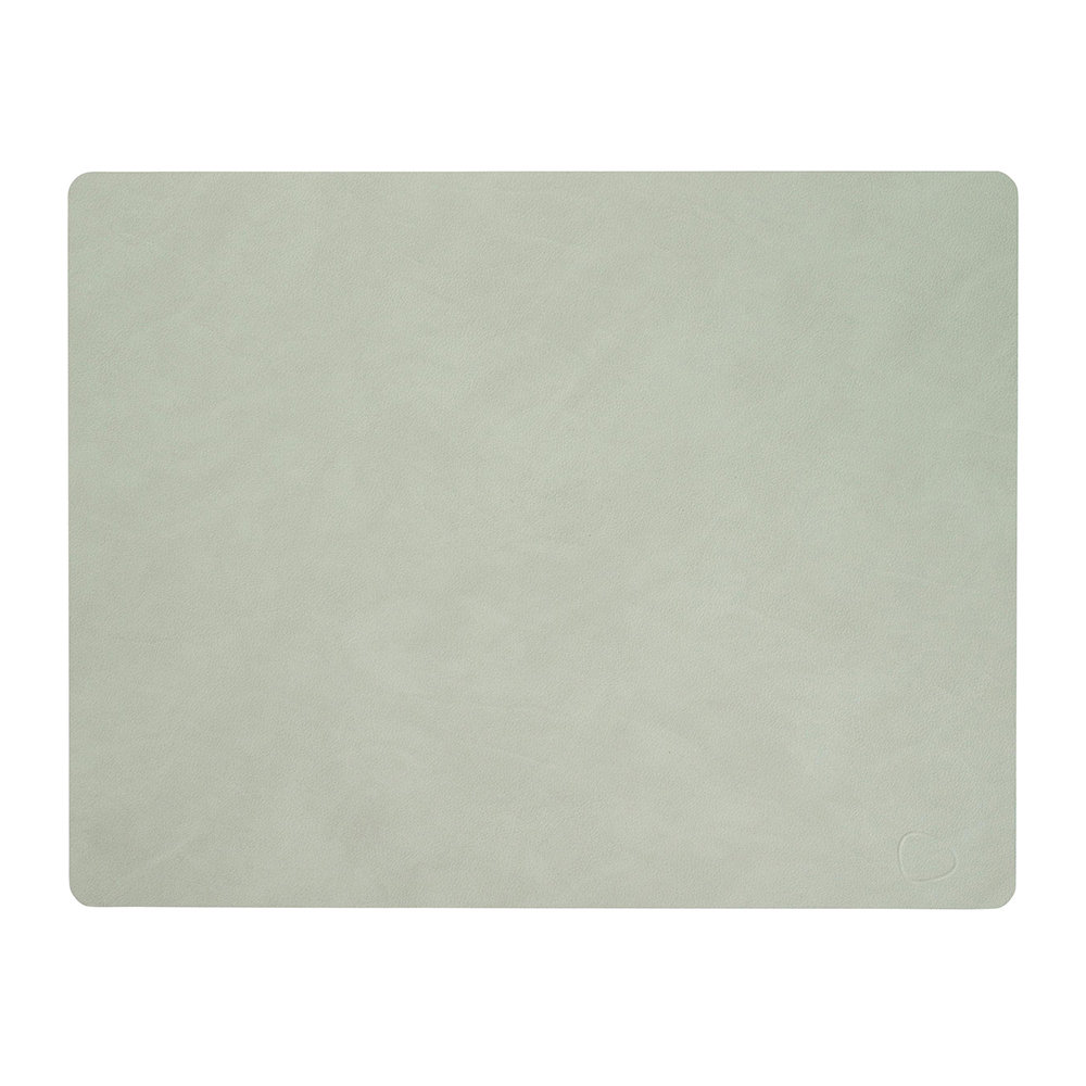 LIND DNA - Square Table Mat - Olive Green