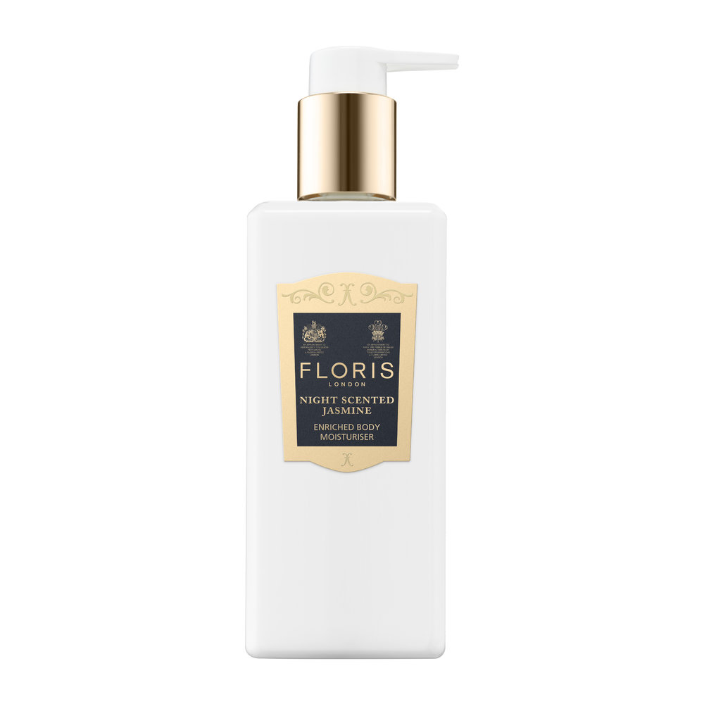 Floris London - Enriched Body Moisturizer - 250ml - Night Scented